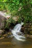 Четвертый пол водопада Huai Yang Стоковые Изображения RF