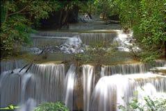 Четвертый пол huay водопада kamin mae Стоковое Изображение