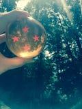 Четырёхзвёздочное Dragonball стоковая фотография
