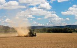 Чехия - поля сельской местности стоковые фото