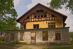Чехия - Jablonec nad Nisou и окрестности стоковая фотография rf