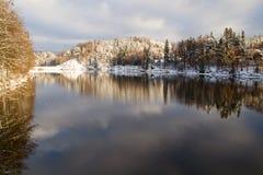 Чехия - Jablonec nad Nisou и окрестности Стоковые Фотографии RF