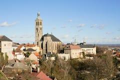чехословакская республика kutna Стоковая Фотография