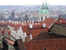 чехословакская республика prague стоковая фотография