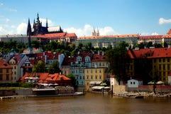 чехословакская республика prague Стоковое Изображение RF