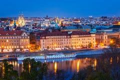чехословакский выравниваясь взгляд республики prague Стоковое Фото