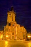 чехословакский городок республики prague залы Стоковая Фотография