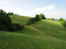 чехословакский ландшафт Стоковое фото RF