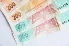 Чехословакская валюта Стоковая Фотография