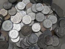 Чехословакские korunas монеток Стоковое Фото