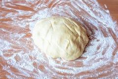 Чех испек плюшки с вареньем и сахаром Стоковое Фото