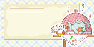 чешет рецепты еды Стоковая Фотография RF