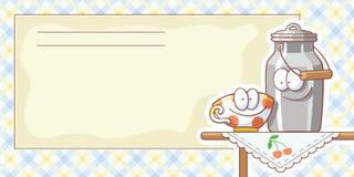 чешет рецепты еды Стоковое фото RF