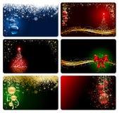 чешет рождество Стоковые Фото
