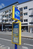 Челнок города Baladin свободный в Кале Стоковые Фото