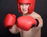 Человек боксера Стоковое Изображение RF