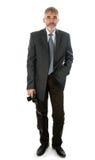 Человек с камерой Стоковое Фото