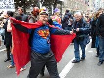 Супер-Man Стоковая Фотография