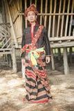 Человек от Rungus этнического Стоковые Изображения RF