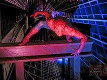 Человек-паук Стоковая Фотография RF