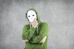 Человек повстанчества Стоковое Фото