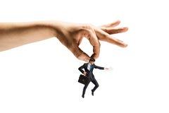 Человек руки заразительный Стоковое Изображение