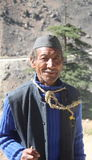 человек старый Стоковая Фотография RF