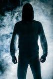 Человек тайны стоковые фото