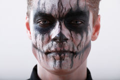 Человек хеллоуин Стоковые Фото