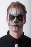 Человек хеллоуин Стоковое Фото