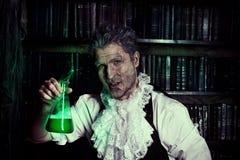 Человек химика Стоковые Фото