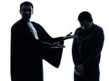 Человек юриста признавая стоковые изображения