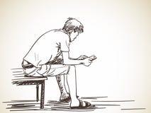 человек Стоковое фото RF