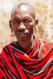 Человек Masai стоковая фотография rf