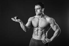 человек sporty стоковая фотография rf