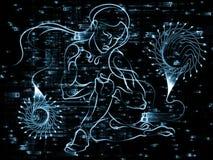 Человеческая синергия Стоковая Фотография RF