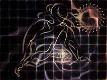 Человеческая синергия Стоковое Фото