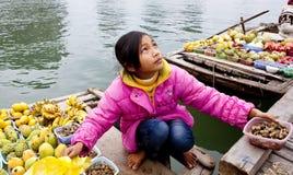 Человеческие характеристики Вьетнама стоковое фото rf