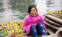 Человеческие характеристики Вьетнама стоковые фотографии rf