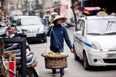 Человеческие характеристики Вьетнама стоковые изображения rf