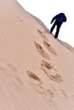 Человеческие шаги Стоковые Фотографии RF