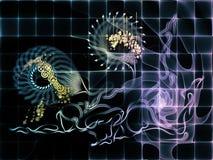 Человеческий дизайн Стоковое фото RF