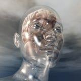 Человеческий мозг Стоковые Фото