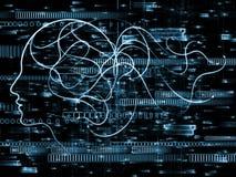 Человеческий состав Стоковое фото RF