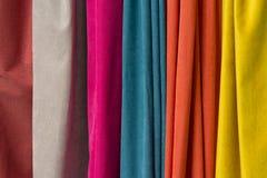 Челюсти красочной ткани Стоковые Фотографии RF
