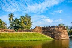 Чиангмай, Таиланд: Wat Suan Dok Chedis, буддийский висок, Wat i Стоковые Фотографии RF