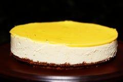 Чизкейк лимона Стоковое фото RF