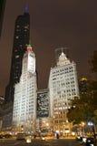 Чикаго Стоковое фото RF