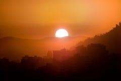 Чили de santiago стоковая фотография