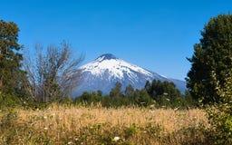 Чили - Pucon - I - стоковое изображение